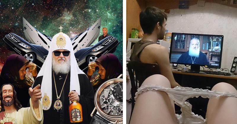 Патриарх Кириллов московский